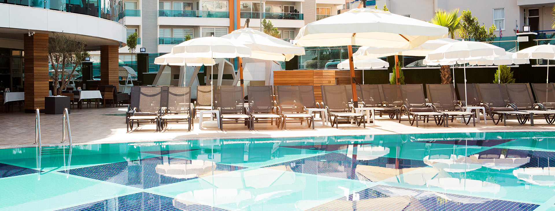 Sunprime C-Lounge, Alanya, Antalyan alue, Turkki
