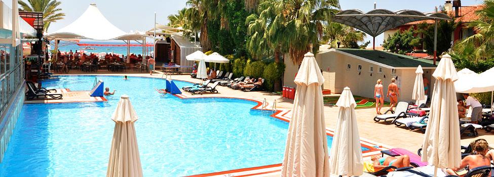 smartline Sunpark Beach, Alanya, Antalyan alue, Turkki