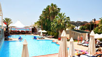 All Inclusive smartline Sunpark Beach-hotellissa.