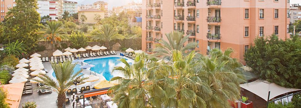 smartline Sunpark Garden, Alanya, Antalyan alue, Turkki