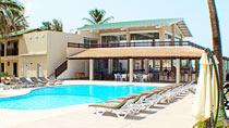 Sunset Beach – perhehotelli hyvillä lapsialennuksilla.