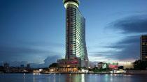 Rentoudu spa-hotellissa - Millennium Hilton.