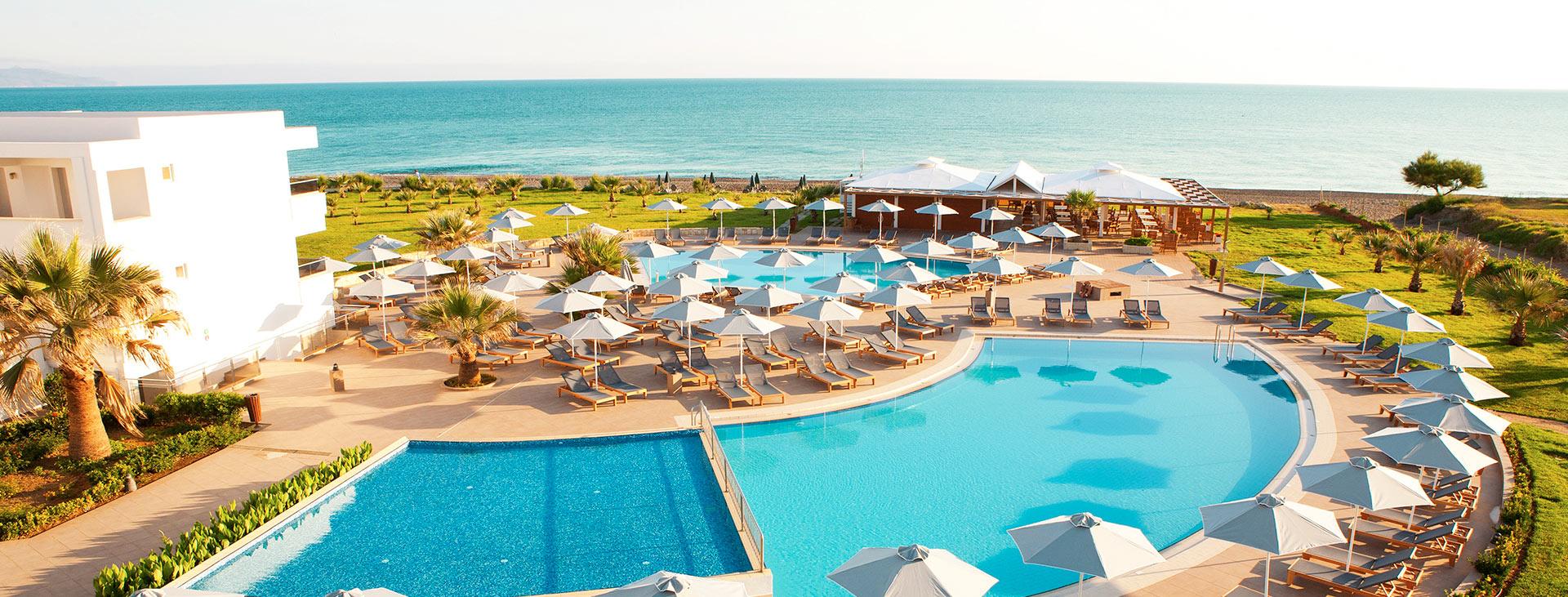 Sunprime Platanias Beach, Hanian rannikko, Platanias, Kreeta, Kreikka