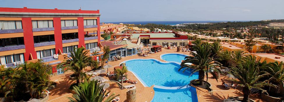 Hotel Matas Blanca, Costa Calma, Fuerteventura, Kanariansaaret