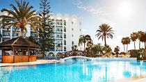 Marinas de Nerja Beach & SPA – perhehotelli hyvillä lapsialennuksilla.