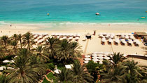 Rentoudu spa-hotellissa - Hilton Dubai Jumeirah Resort.