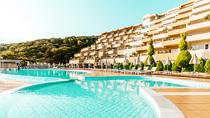 Lapsiystävällinen hotelli Blue Marine Resort  & Spa.