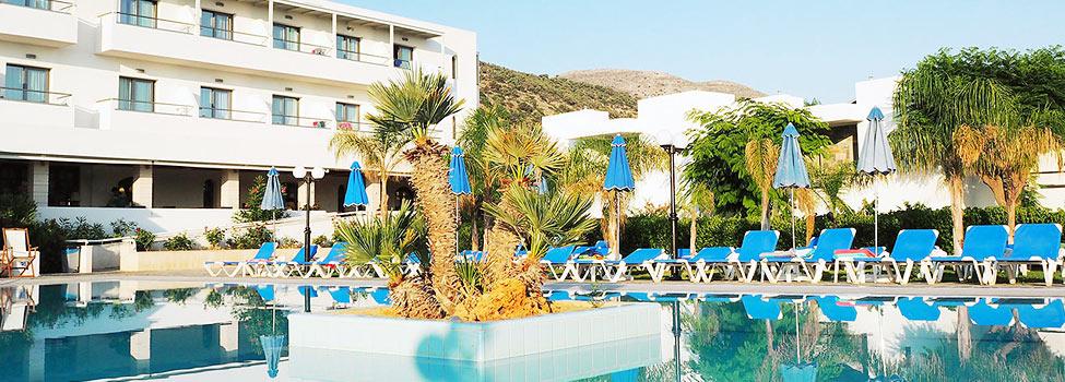 smartline Kyknos Beach, Hersonissos, Kreeta, Kreikka