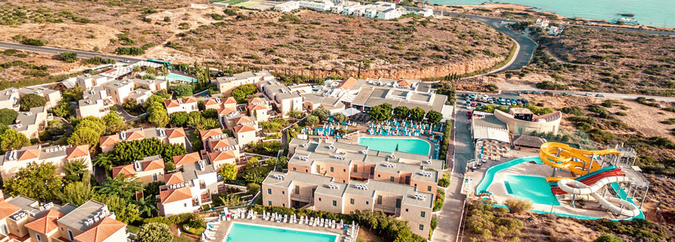 smartline Village Resort & Waterpark, Hersonissos, Kreeta, Kreikka