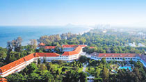 Rentoudu spa-hotellissa - Centara Grand Beach Resort & Villas Hua Hin.