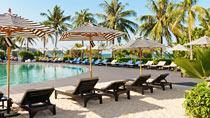 Rentoudu spa-hotellissa - Hilton Phuket Arcadia Resort & Spa.