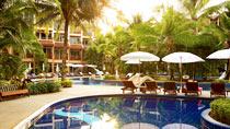Rentoudu spa-hotellissa - Best Western Premier Bangtao Beach Resort & Spa.