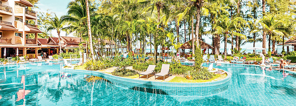Best Western Premier Bangtao Beach Resort & Spa, Bangtao Beach, Phuket, Thaimaa