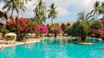 Rentoudu spa-hotellissa - Duangjitt Resort.