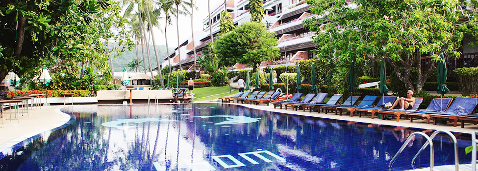Phuket Ocean Resort, Karon Beach, Phuket, Thaimaa