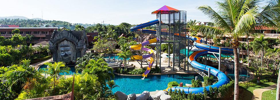 Phuket Orchid Resort & Spa, Karon Beach, Phuket, Thaimaa