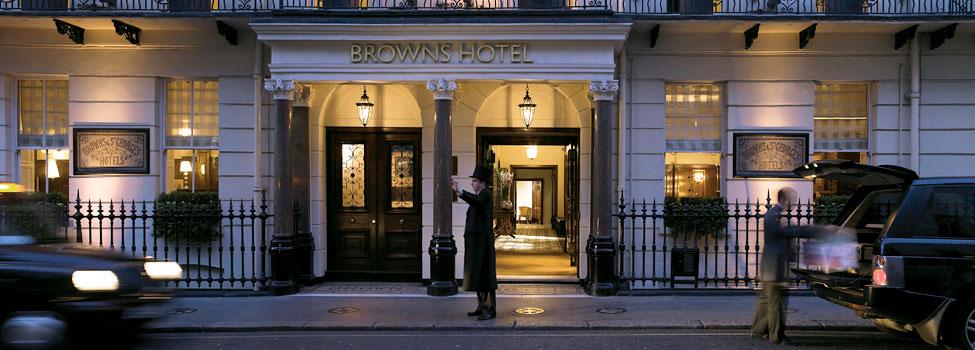 Browns, Lontoo, Iso-Britannia