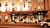 Hotelli Beau Rivage ¬– Tjäreborgin valitsema
