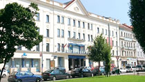 Hotelli Hotel Beranek ¬– Tjäreborgin valitsema