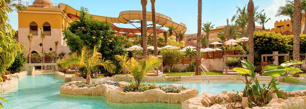Waterworld Makadi Beach, Makadi Bay, Hurghadan alue, Egypti