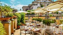 Cesàri – yksi suosituista romanttisista hotelleistamme.