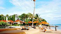 Buri Beach Resort – sinulle, joka haluat rauhaa ja hiljaisuutta.