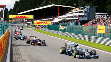 Belgian Formula 1