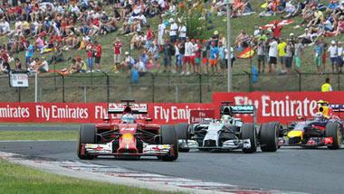 Unkarin Formula 1