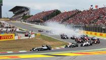 Hotelli Espanjan Formula 1 ¬– Tjäreborgin valitsema