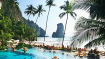 Centara Grand Beach Resort & Villas Krabi – lapsiperheille, jotka haluavat lomallaan luksusta.