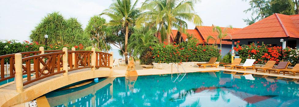 Lanta Villa Resort, Koh Lanta, Krabi, Thaimaa