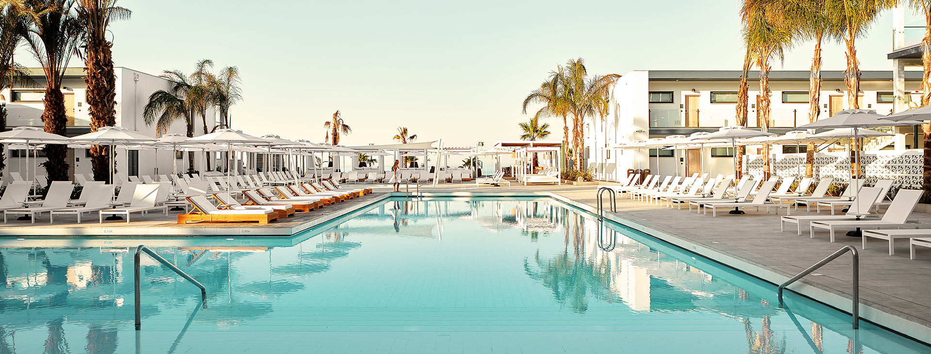 Ocean Beach Club - Kypros, Ayia Napa, Kypros