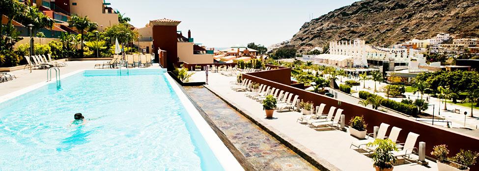 Cordial Mogan Valle, Puerto de Mogan, Gran Canaria, Kanariansaaret