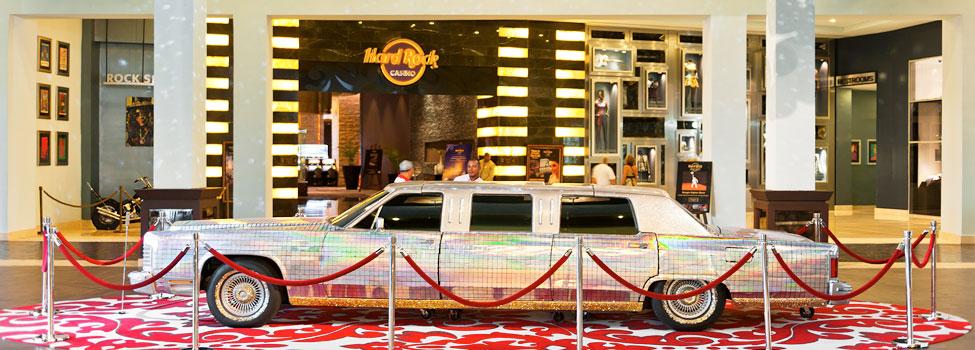 Hard Rock Hotel & Casino Punta Cana, Punta Cana, Dominikaaninen tasav., Karibia & Väli-Amerikka