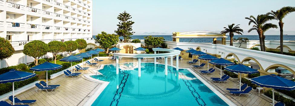 Mitsis Grand Hotel, Rodoksen kaupunki, Rodos, Kreikka