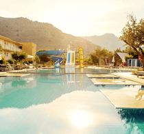 SunConnect Kolymbia Star – lapsiystävällinen hotelli perhelomalle.
