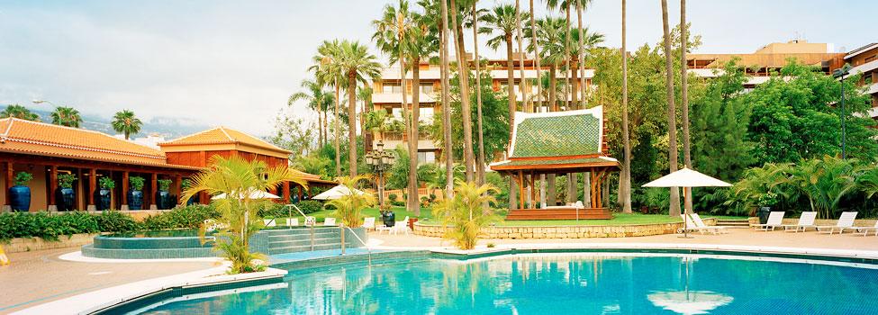 Hotel Botanico, Puerto de la Cruz, Teneriffa, Kanariansaaret