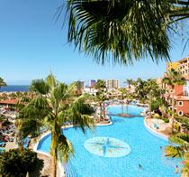 Lapsiystävällinen hotelli Sunlight Bahia Principe Tenerife.