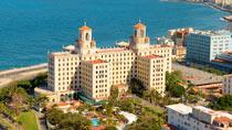 Rentoudu spa-hotellissa - Nacional De Cuba.