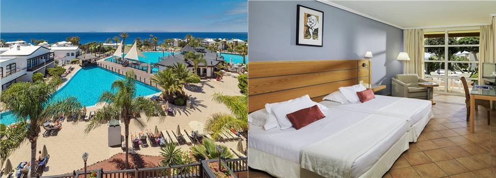 H10 Rubicon Palace, Playa Blanca, Lanzarote, Kanariansaaret