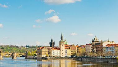 Praha, Tsekki