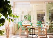 Restaurant, Sunprime Dogan Side Beach