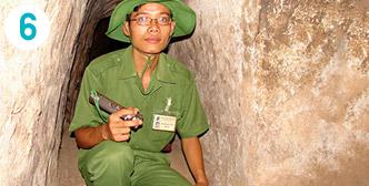 Cu Chi -tunnelit – HO Chi Minh City, Vietnam