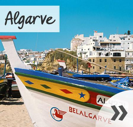 Algarven matkat