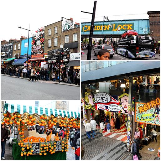 Lontoo, Camden Town
