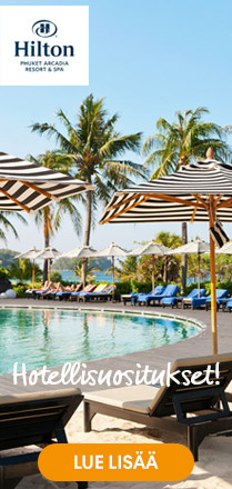 Hilton Phuket Arcadia Resort & Spa
