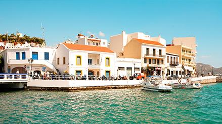 Kesän matkat Kreikkaan