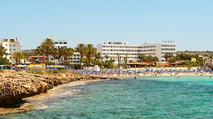 Kesän matkat Kyprokselle