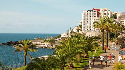 Kesän matkat Madeiralle