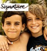 Signature perheille